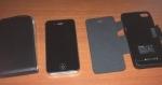 iPhone 4S + чехол аккумулятор (3300mA)