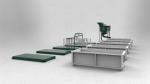 Оборудование для производства газобетона, пенобетона. НСИБ