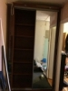 Продам двухстворчатый зеркальный шкаф