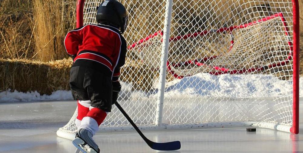 Сосновому Бору подарят 2 новые хоккейные площадки