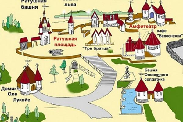 Средние века в Андерсенграде