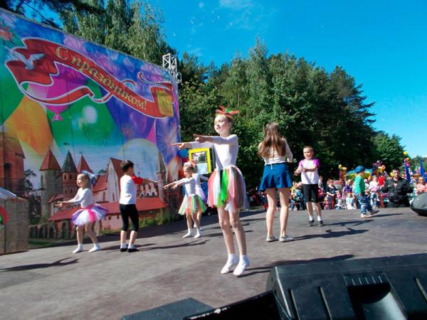 Сосновый Бор готовится к Карнавалу детства