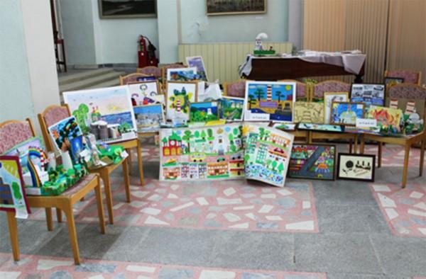 Завершение детского художественного конкурса «Мы – Дети Атомграда!»