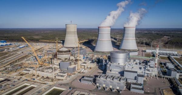 Ремонт энергоблока ЛАЭС закончен