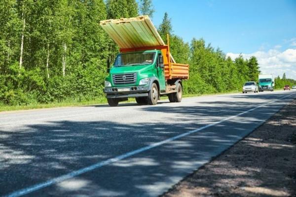 Дорогу Форт Красная Горка - Сосновый Бор отремонтировали