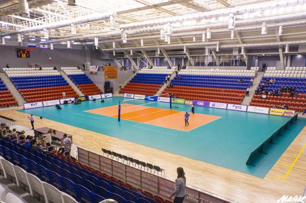 Лучший спортивный объект области – в Сосновом Бору